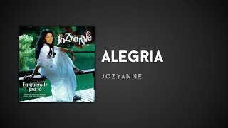 Jozyanne - Alegria