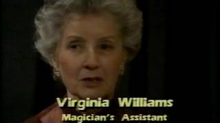 Dick Williams' Magicland (show ending, 1/19/89 interview)