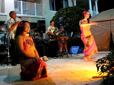 Luau Night @ Marriott's Grande Vista