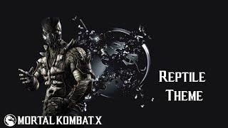 Mortal Kombat X - Reptile: Iron Skin (Theme)