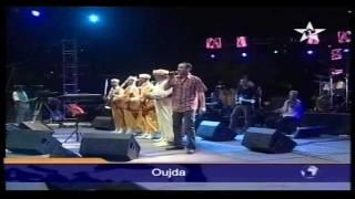 Cheb Bilal et Talbi One au Festival international du Rai Oujda Maroc 2011 Nouveau
