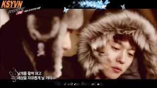 [Vietsub+Kara] 나는 나비 (A Flying Butterfly) - YB (WINNNER cover) [WINNER TV ep 10]