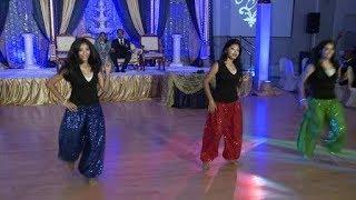 School ki ladkiyo ka desi dance
