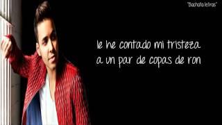 Prince Royce - Culpa Al Corazón [LETRA]