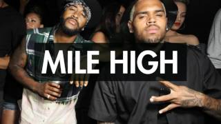 Chris Brown x DJ Mustard Type Beat 2016 - Mile High (feat. Omarion) (prod. by Donny)