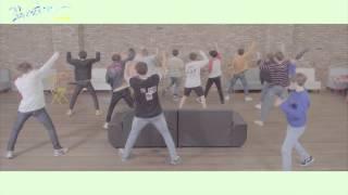 [Dance Practice] SEVENTEEN(세븐틴) - 예쁘다 (Pretty U) Dancecal 'LETTER ver.' width=