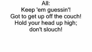 Mulan Jr.: Keep 'Em Guessin' (Pt. 2) with lyrics