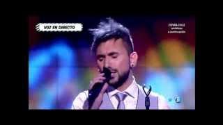 KIKE  NAVAS Que será de mi (Live TV)