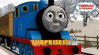 Buffer Up and Share 🎵 | Trainz Music Video | Thomas & Friends