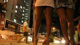 Prostitutas nas Ruas de São Paulo