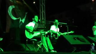 Grup Volkan - Çamlıyayla konseri - Şahlanış Marşı