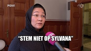 'Stem niet op Sylvana'