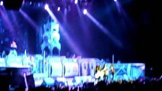 Iron Maiden - Hallowed Be Thy Name (Live@First Niagara Pavilion. Pittsburgh PA)