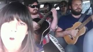 George Michael - Faith - Cover by Nicki Bluhm and The Gramblers - Van Session 19