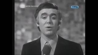Festival da Canção  1976 Carlos do Carmo   Estrela da tarde MPP Musica Popular Portuguesa