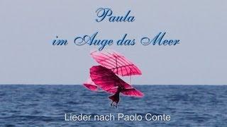 Paolo Conte Via con me (deutsch)