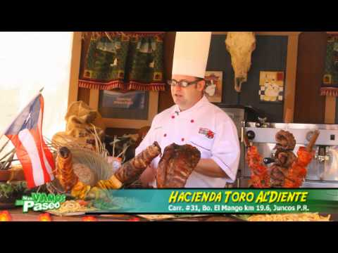 Hacienda Toro Aldiente, Juncos P.R. – Executive Chef