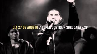 Agenda de shows Criolo DJ+MC