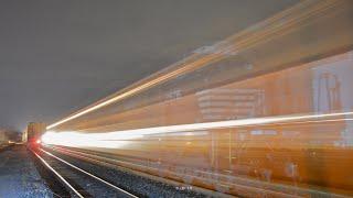 Railfanning Music Video: State of my Head - Shinedown