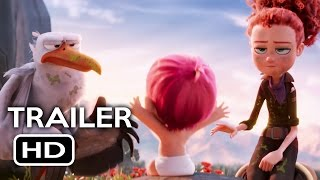 Storks Official Trailer #3 (2016) Kelsey Grammer, Andy Samberg Animated Movie HD