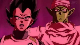 Super Saiyan Blue Kaioken x10 Goku Vs Hit - HD