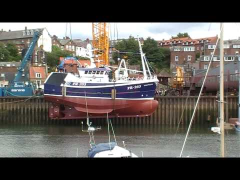 Virtuous – FR253 Launch at Whitby on 31st July 2010