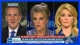 AL better than Sammy, Jeff Gold Nancy Grace 4_9 Jodi Arias
