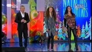 José, Ana e India Malhoa - Natal Hospitais (RTP@13 Dez 2012)