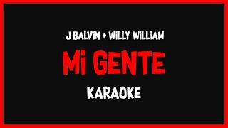 Karaoke: J Balvin ft Willy William - Mi Gente 🎤🎶