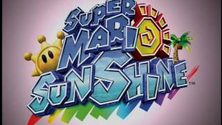 Nintendo Gamecube Preview DVD trailer 3 Super Mario Sunshine