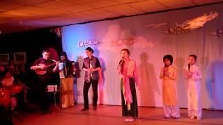 TX230213  Ở trọ Giao lưu Hát nhạc Việt phối hợp với sinh viên Pháp