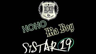 [Mashup] XOXO Ma Boy - EXO feat Sistar 19