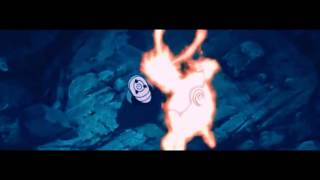 Naruto vs Obito「AMV」// Keith Ape - Going Down to Underwater // ft. $ki Mask The Slump God