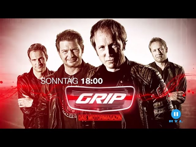 Image of GRIP - Das Motormagazin