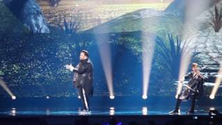 "Croatia - 1. Dress rehearsal | Jacques Houdek ""My Friend"" (ESC 2017)"