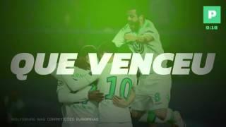 30 Segundos com Playmaker - Wolfsburg invencível depois de vencido a 1.ª mão na UEFA