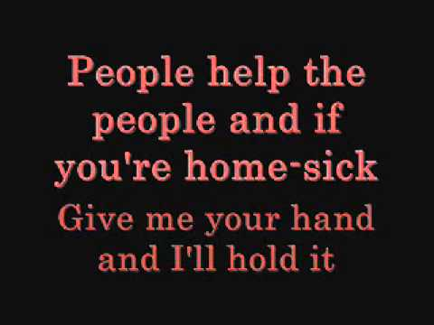 People help the people - Birdy Lyrics Chords - Chordify