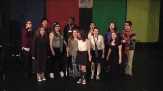 Brandeis Company B - Lullaby of Birdland @ Harr-B Potter: The Spring 2016 Semester Show