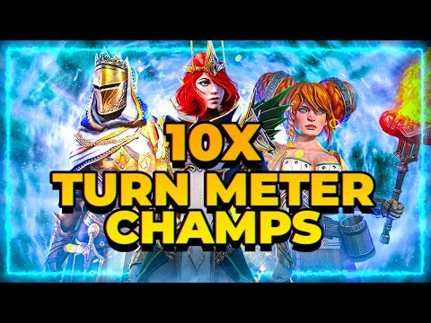 TURN METER 10X! | Should you summon? | RAID Shadow Legends