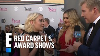 RaeLynn Dishes at 2017 ACM Awards | E! Live from the Red Carpet