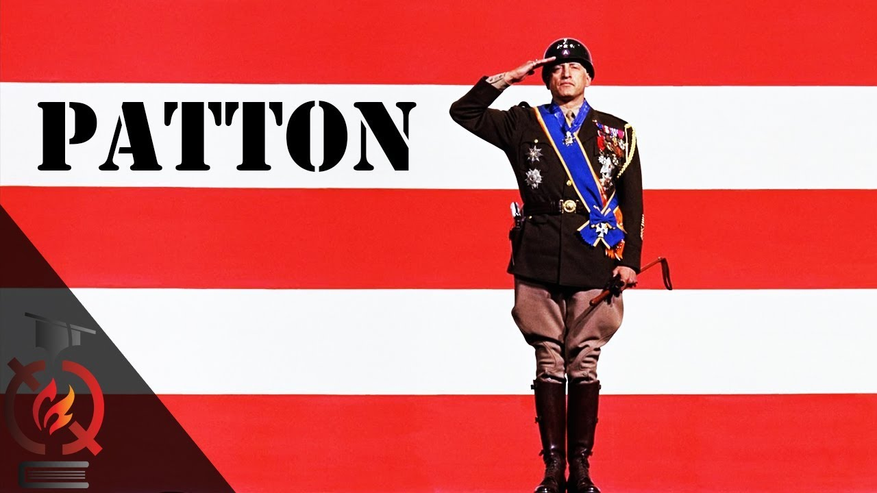 Patton the Movie | Based on a True Story