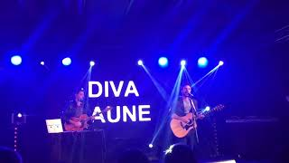 Diva faune - Shine on my Way - Tonic live Lyon
