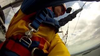 Scott McLaughlin - SKY TOWER, SKY JUMP 2013
