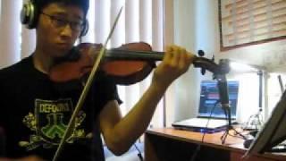 Por Una Cabeza (Scent of a Woman) Tango - Violin Cover