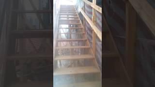 Escada provisória