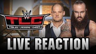 WWE TLC 2018 LIVE REACTION