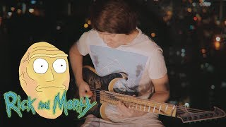 Rick and Morty - Get Schwifty (Guitar Remix)