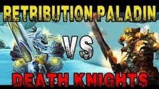 Wow Firestorm Paladino x Cavaleiro da Morte parte 2