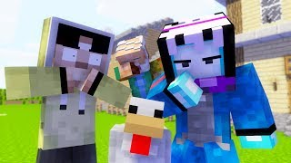 """Beacon cream pencuri ayam Erpan"" #1 - MINECRAFT ANIMATION INDONESIA"