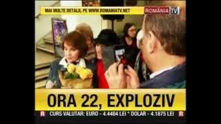 Margareta Paslaru si  'Stelele filmului canta' - eveniment la Magazinul Muzica